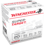 Winchester Super Target Target Load (250 Rounds)