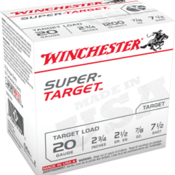 Winchester Winchester Super Target Target Load (250 Rounds)