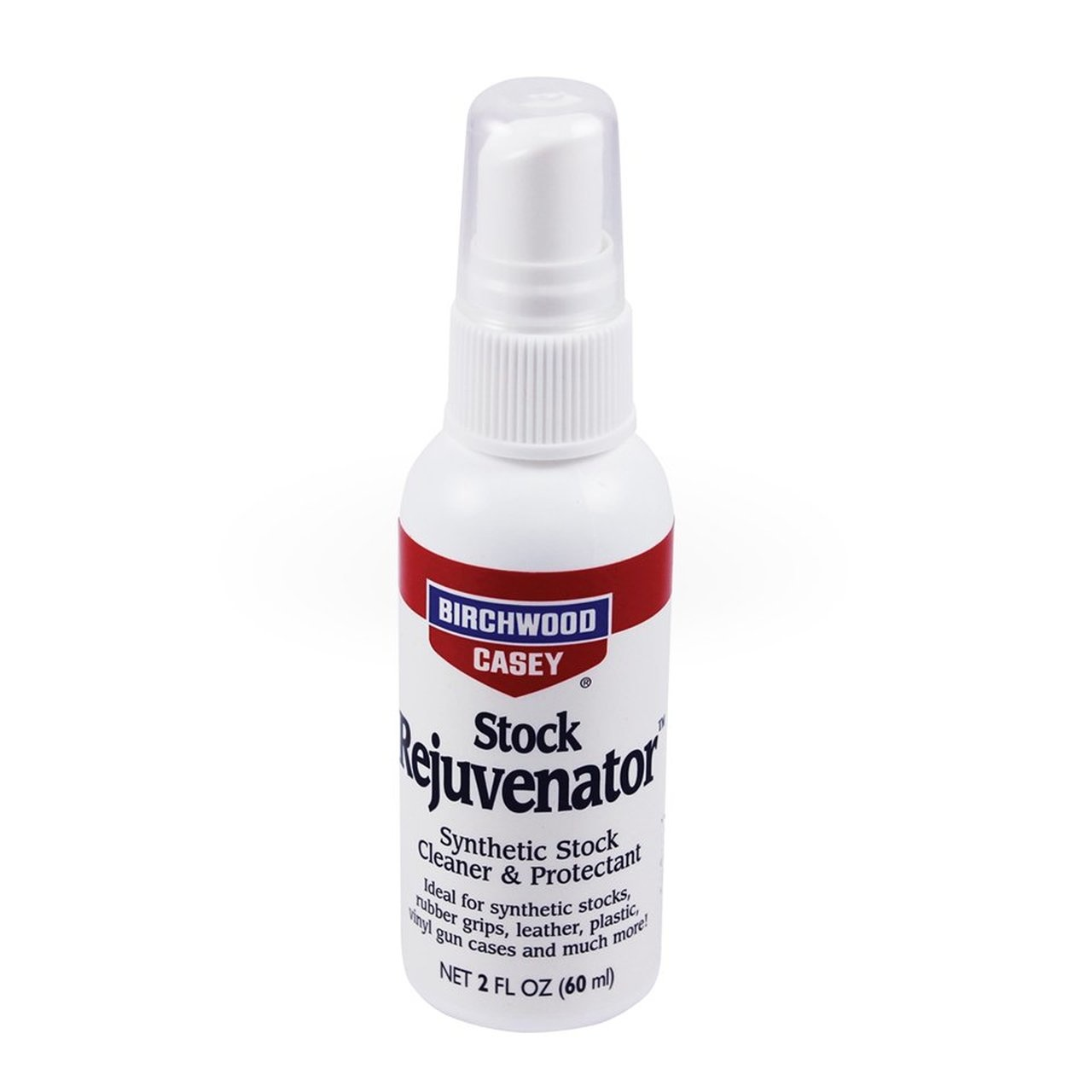 Birchwood Casey Birchwood Casey Stock Rejuvenator Synthetic Stock Cleaner & Protectant 2 FL Oz Spray