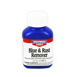 Birchwood Casey Birchwood Casey Blue & Rust Remover 3 FL Oz