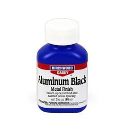 Birchwood Casey Birchwood Casey Aluminum Black Metal Finish 3 FL Oz