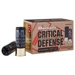 Hornady Critical Defense 12ga 00 Buckshot (10 Rounds)