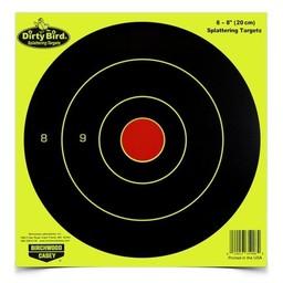 "Birchwood Casey Birchwood Casey Dirty Bird Splattering Targets 8""x8"" (8-Pack)"
