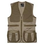Browning Dutton Shooting Vest Reactar G3 Pad Pocket XL (Brackish/Mil Green)