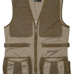 Browning Browning Dutton Shooting Vest Reactar G3 Pad Pocket XL (Brackish/Mil Green)