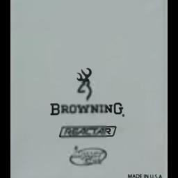 Browning Browning Reactar Pad G2 Oversized
