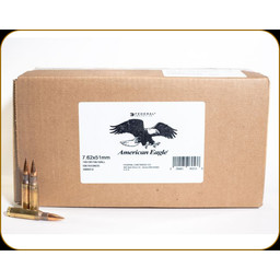 American Eagle Federal American Eagle 7.62x51mm (500 Rounds Loose)
