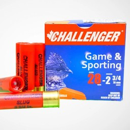Challenger Challenger Game and Sporting 28 Gauge, 2 3/4 #9 Skeet Load