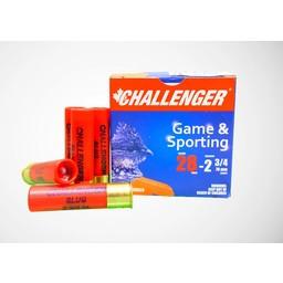 Challenger Challenger 28 Gauge, 2 3/4 #9 Skeet Load, Game and Sporting