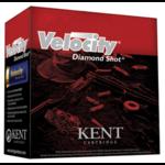 Kent Velocity w/ Diamond Shot Sporting/Target Shotgun Shells (25-Rounds)
