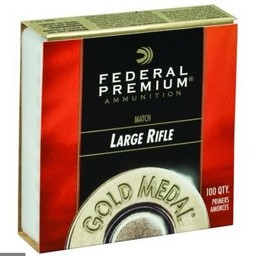 Federal Premium Federal Premium Match Large Rifle Primers (1000-Count) 210M