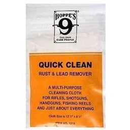 Hoppe's Hoppe's Quick Clean Rust & Lead Remover Cleaning Cloth