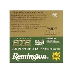 Remington Remington STS 209 Premier Shotgun Shell Primers (100-Pack)