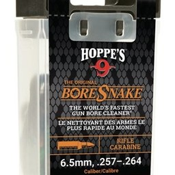 Hoppe's Hoppe's BoreSnake Den w/ BoreSnake Carry Case and Pull Handle
