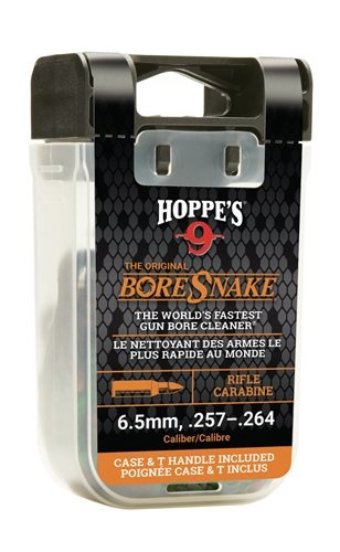 Hoppe's Hoppe's BoreSnake With Carry Case and Pull Handle