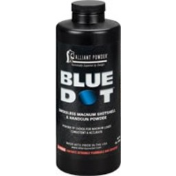 Alliant Blue Dot Smokeless Magnum Shotshell and Handgun Powder (1lb.)