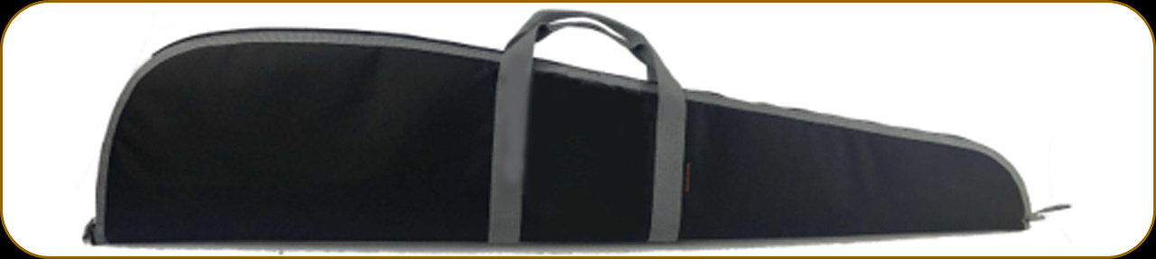 HQ Outfitters HQ Outfitters Soft Gun Case Black/Grey Trim