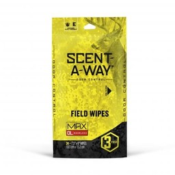 Hunter's Specialties Scent-A-Way Odour Control Field Wipes