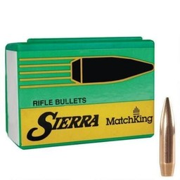 Sierra MatchKing Rifle Bullets