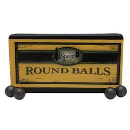 Speer Bullets Round Balls