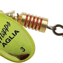 Mepps Mepps Aglia Dressed Size#3 - 1/4OZ Spinner