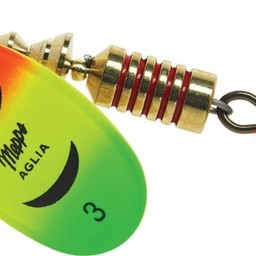 Mepps Mepps Aglia Dressed Spinner Size#1 1/8OZ