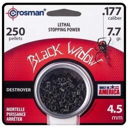 Crosman Black Widow .177 (250 Pellets)