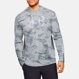 Under Armour Under Armour Iso-Chill Shore Break Camo Hoodie