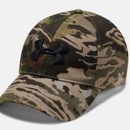 Under Armour Under Armour Camo Stretch Fit Cap Updated