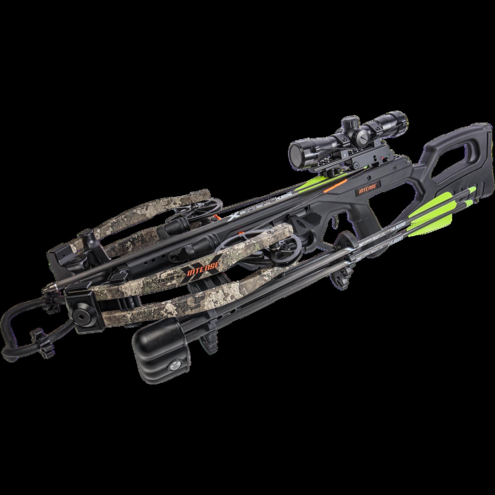 Bear Archery Intense Strata Crossbow Kit 400fps