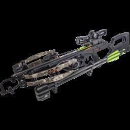 Bear Intense Strata Crossbow Kit 400fps