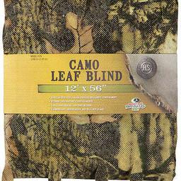 """Hunter Specialties Camo Leaf Blind 56""""x12' Mossy Oak Break Up"""