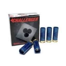 "Challenger Challenger Low Recoil Target Slug 12 Gauge 2 3/4"" 1oz. (25-Rounds)"
