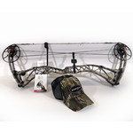 Bowtech Revolt 60# Right Hand Compound Bows Break-Up Country