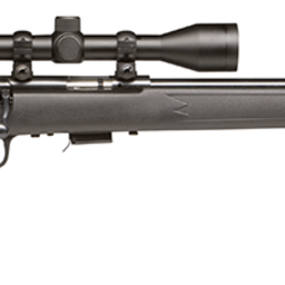 Savage Arms Savage 93R17 17 HMR Heavy Barrel Synthetic Stock w/ Scope