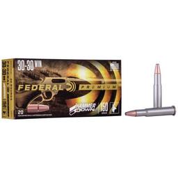 Federal Premium Federal Premium Hammer Down 30-30 Win 150 Grain (20 Rounds)