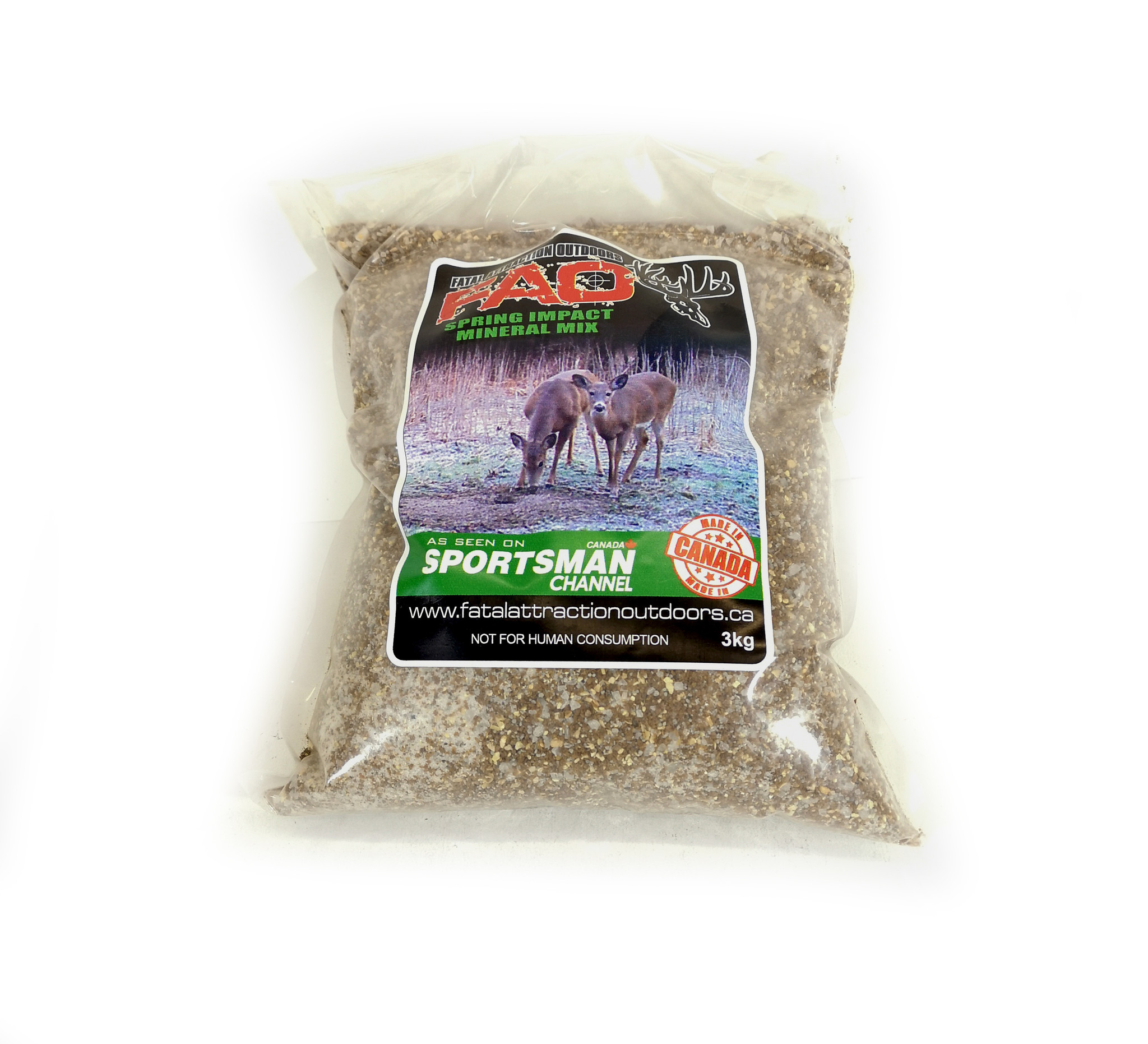 Fatal Attraction Spring Impact Attractant 3KG Bag