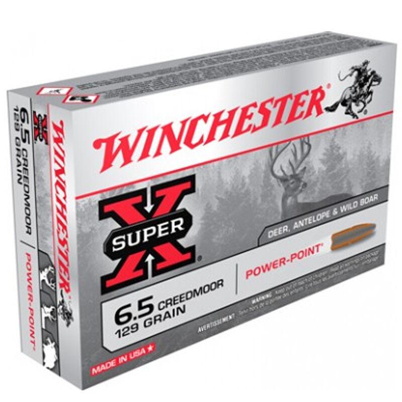 Winchester Winchester Super X  6.5 Creedmoor129 Grain (20 Rounds)