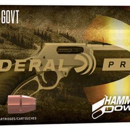 Federal Premium Federal Premium Hammer Down 45-70 Govt 300gr  (20 Rounds)