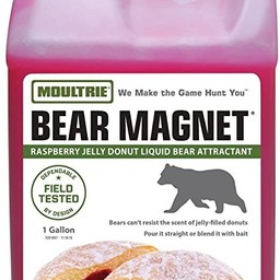 Moultrie Moultrie Bear Magnet Raspberry Jelly Doughnut Liquid Bear Attractant
