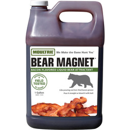 Moultrie Moultrie Bear Magnet Savory Bacon Liquid Bear Attractant