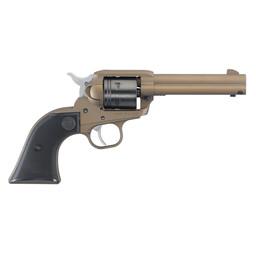 "Ruger Wrangler 22LR 4.62"" Barrel Burnt Bronze Cerakote 6-Round SA Revolver"