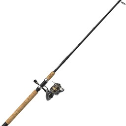 Quantum Quantum Strategy Spinning Rod/Reel Combo 9' Medium IM7 Performance Graphite Rod Strategy #60 Spinning Reel