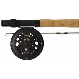 "Martin Fishing Martin Caddis Creek Fly Rod/Reel Combo. 9', 5/6"" WT 2 Piece Rod, CC68 Single Action/Rim Controlled Fly Reel."
