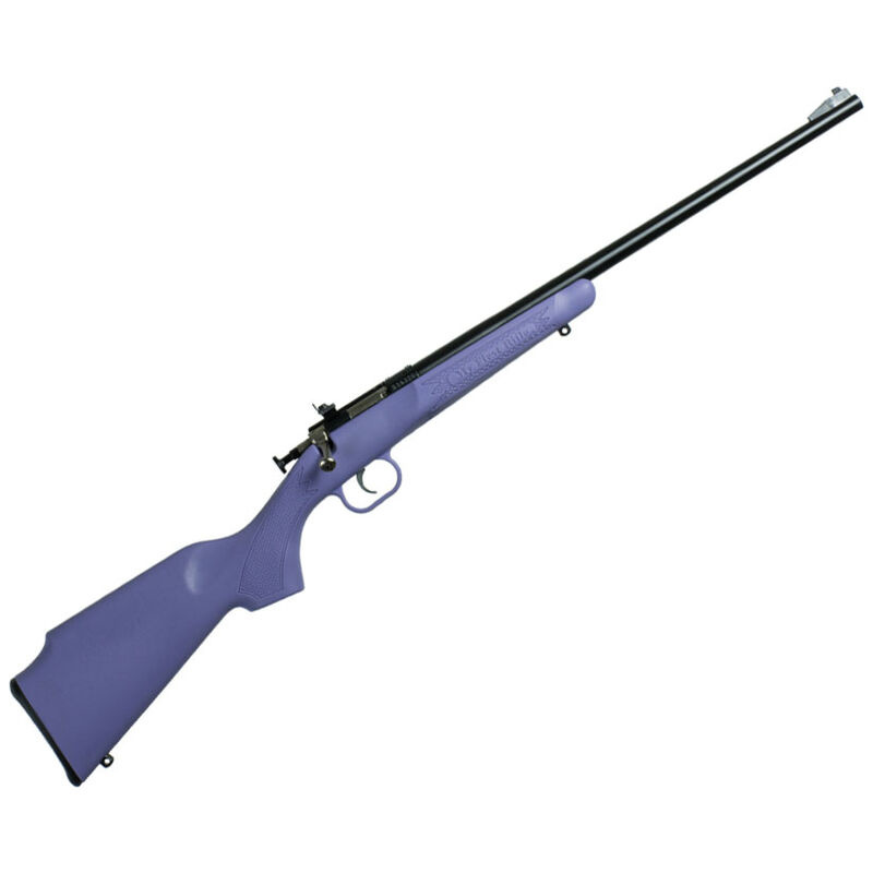"Crickett Keystone Crickett Youth Rifle 22 Cal 16.125"" Barrel Purple"