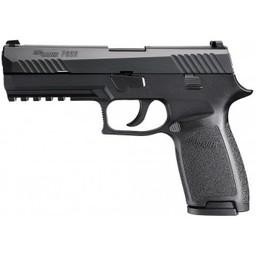 Sig Sauer P320 9mm BSS Full-Size Nitron Black Siglite