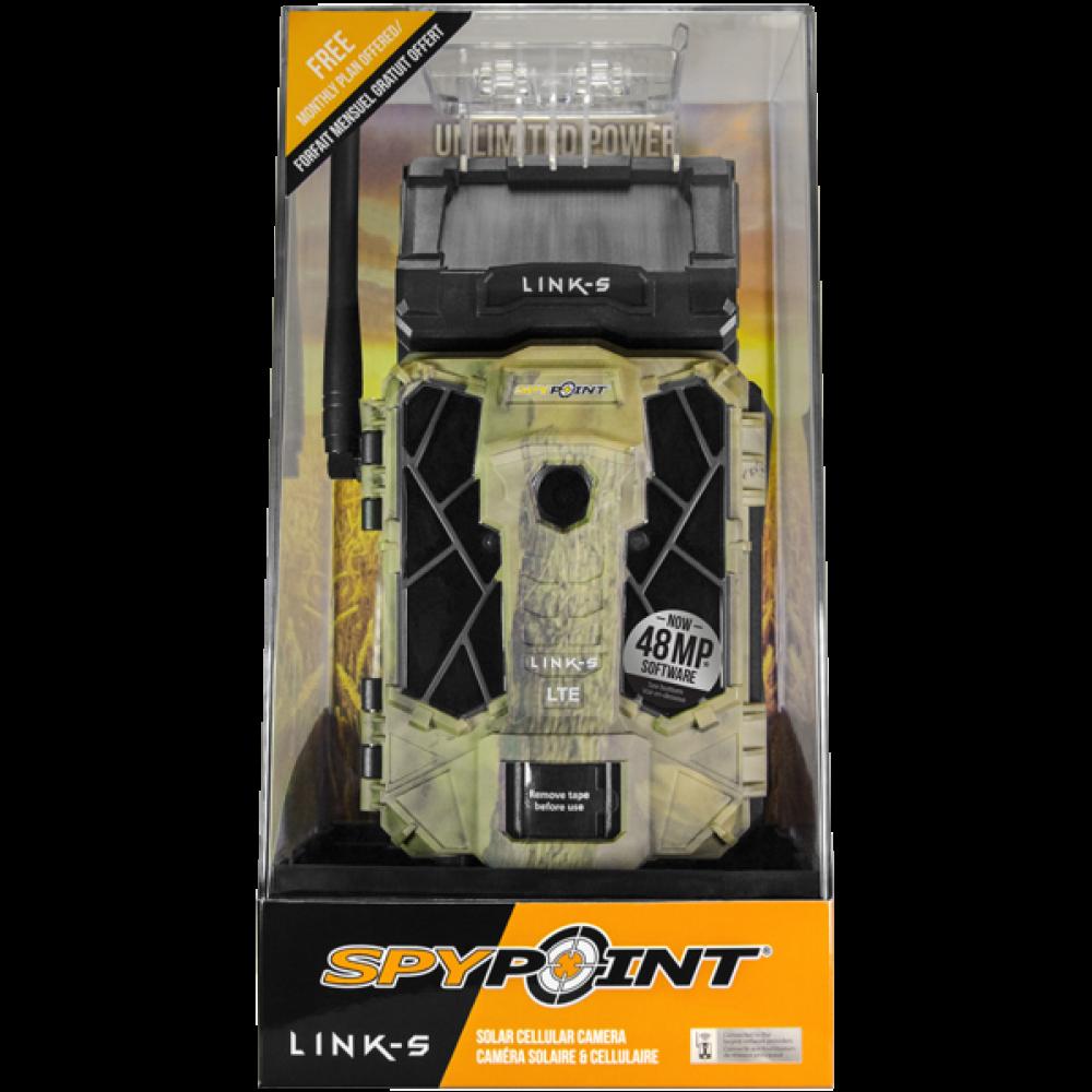 Spypoint Link-S Canada Solar Cellular Camera