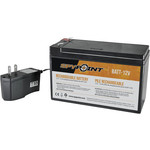 Spypoint Rechargeable 12V Battery and Charger Set