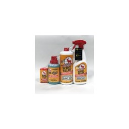 Wildlife Research Center Super Charged Scent Killer 4-Piece Kit
