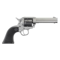 """Ruger Wrangler 22LR 4.62"""" Barrel Silver Cerakote 6 Round Single Action Revolver"""